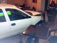 Αυτοκίνητο μπήκε σε καφενείο στο Δρυμό – Τέσσερις τραυματίες