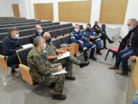 Επιδείνωση του καιρού – Συνεδρίασε το Συντονιστικό Τοπικό Όργανο Πολιτικής Προστασίας (Σ.Τ.Ο) του Δήμου Aκτίου – Bόνιτσας.